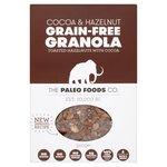 The Paleo Foods Co Cocoa and Hazel Grain-Free Granola 340g