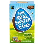 The Real Easter Egg 150g