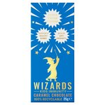 The Wizards Magic Kids Immunity Caramel Chocolate Bar 25g