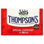 Thompsons Punjana Special Everyday 160 Teabags
