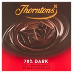Thorntons Dark Chocolate Block 90g
