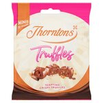 Thorntons Honeycomb Crisp Truffles Bag 102g