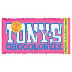 Tonys Chocolonely White Raspberry Popping Candy 180g