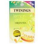 Twinings Green Tea Lemon Drizzle 20 Teabags
