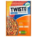 Twistd Flavour Co Moroccan Inspired Fruity Cous Cous 100g