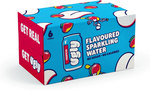 Ugly Drinks Tropical Sparkling Water 6 x 330ml