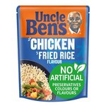 Uncle Bens Chicken Fried Rice 250g