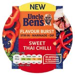 Uncle Bens Flavour Burst Sweet Thai Chilli 150g