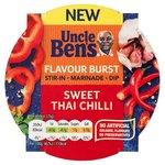 Uncle Bens Flavour Burst Sweet Thai Chilli 150g