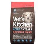 Vets Kitchen Adult Dog Salmon And Potato 7.5kg