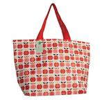 Vintage Apple Shopping Bag