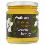 Waitrose Acacia Honey 340g