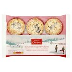 Waitrose Christmas 6 Crumble Topped Fruit Pies 280g