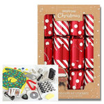 Waitrose Photo Booth Christmas Crackers 8 per pack