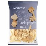 Waitrose Salt and Black Pepper Mix 150g