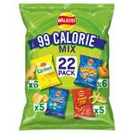 Walkers 99 Calorie Mix Crisps 22 Pack