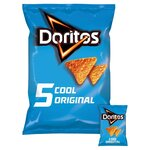 Walkers Doritos Cool Original 5 Pack
