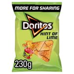 Walkers Doritos Hint Of Lime 230g