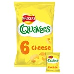 Walkers Quavers Cheese 6 x 16g Case of 12