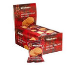 Walkers Shortbread Rounds Display Box 24x34g