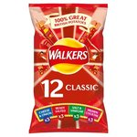 Walkers Variety Crisps 12 Pack