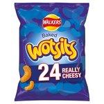 Walkers Wotsits Cheese 24 Pack