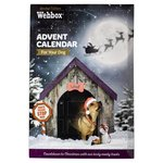 Webbox Meaty Treats Christmas Advent Calendar For Dogs