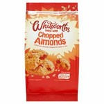 Whitworths Chopped Almonds 125g