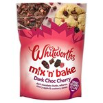 Whitworths Mix n Bake Dark Choc Cherry 120g