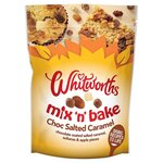 Whitworths Mix n Bake Salted Caramel 120g