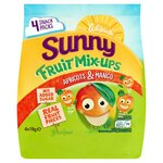 Whitworths Sunny Fruit Mix Ups Apricot and Mango 4 x 18g