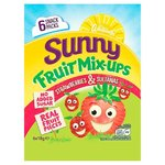 Whitworths Sunny Fruit Mix Ups Strawberry and Sultana 6 x 18g
