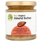 Wholegood Organic Raw Almond Butter 170g