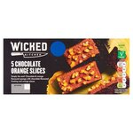 Wicked Kitchen Chocolate Orange Slices 5 Pack