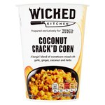 Wicked Kitchen Coconut Crackd Corn 90G