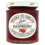 Wilkin and Sons Tiptree Reduced Sugar Raspberry Jam 200g