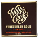 Willies Cacao 72% Dark Venezuelan 80g