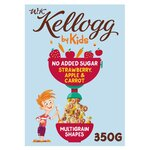 WK Kellogg Kids Strawberry Apple Carrot 350g