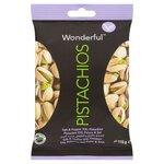 Wonderful Salt And Pepper Pistachios 115g