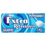 Wrigleys Extra Refreshers Gum Peppermint 7 Pieces