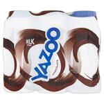 Yazoo Chocolate Milk Drink 6 x 200ml