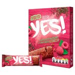YES! Raspberry and Chia Seed Fruit Bar 3 Pack