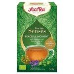 Yogi Tea For the Senses Peaceful Moment Organic 20 Teabags