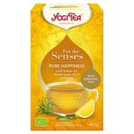Yogi Tea For the Senses Pure Happiness Organic 20 Teabags