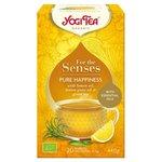 Yogi Tea For the Senses Pure Happiness Organic 20 Teabags