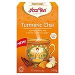 Yogi Tea Turmeric Chai Organic 17 Teabags