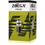 Zoega Presso Dark Roast Ground Coffee for Cafetiere 450g